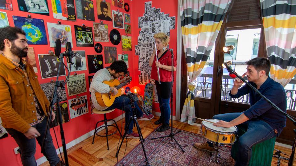 Galería de Dani Aguilera