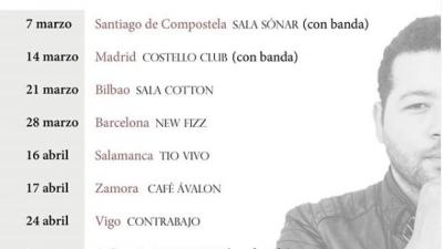 Rodrigo Ramos en Salamanca (CANCELADO)