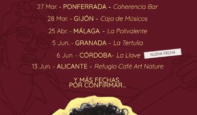 Ángel Clavo en Granada