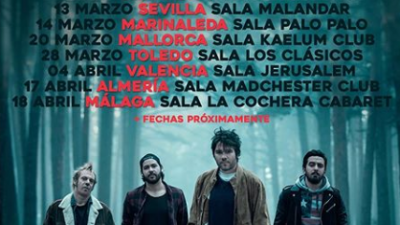 The Rebels en Málaga